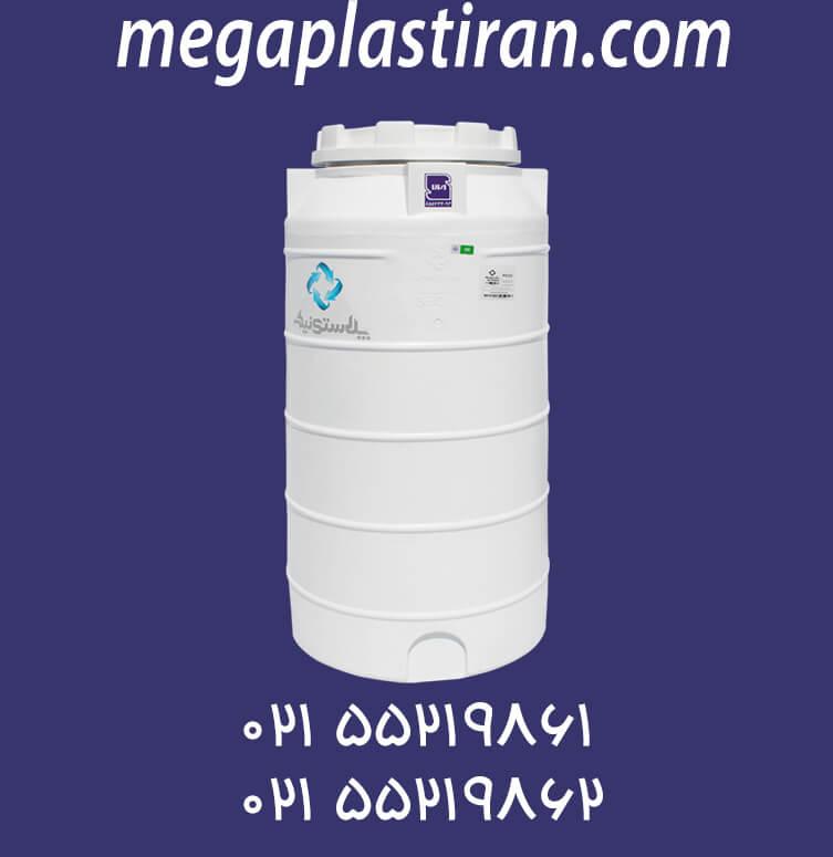 مخزن آب پلی اتیلن 220 لیتر