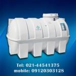 تانکر پلاستیکی 1500 لیتری