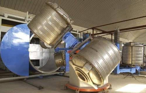 روتومولدینگ روش تولید محصولات پلاستونیک